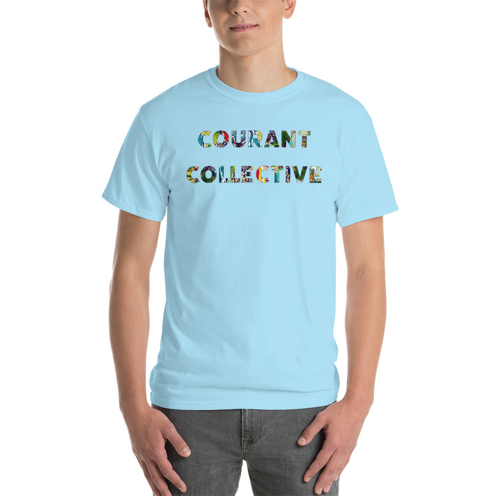 Courant Collective Logo Mens T-Shirt