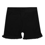 Noggi legging pompom  shorts - black