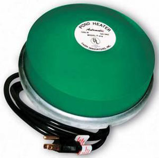 Farm Innovators - Pond Floating De-Icer - Green -1250 Watt