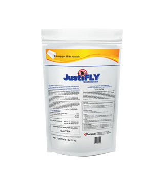 Durvet - Justifly - Feed Through - 4 lb (Discontinued) ####DD