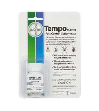 Bayer - Tempo Liquid SC Ultra makes 2 gal - 32 ml