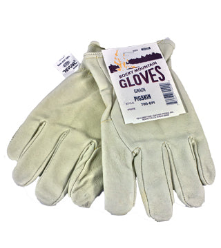 Yellowstone - Pigskin Grain Gloves - Size Large