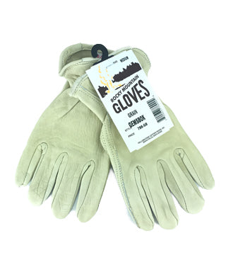 Yellowstone - Gemsbok Grain Gloves - Large