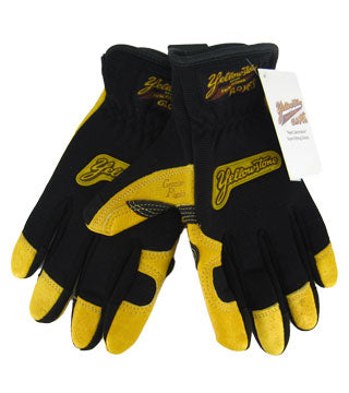 Yellowstone - Pigskin Grain Next Generation Gloves - Size Large