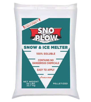 Morgro - Sno-Plow Ice Melter - 50 lb - (49/pallet)
