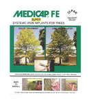 "Medicap Fe - 12-4-4 Systemic Tree Implants - 3/8"" - 25/pack"