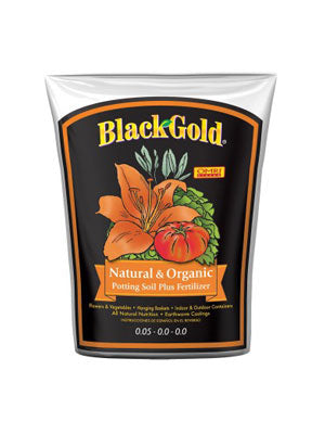 Black Gold -  All Natural/All Organic Soil - 1.5 cu. ft.