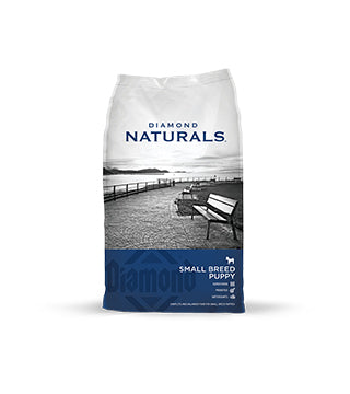 Diamond Naturals - Small Breed Puppy Dog Food - 40 lb