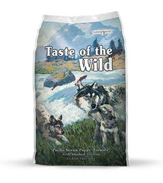 Taste of the Wild - Pacific Stream Puppy Food - 28 lb