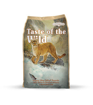 Taste of the Wild - Canyon River Feline Cat Food - 14 lb