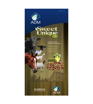 ADM - Sweet Unique All Stock Horse Feed - 50 lb