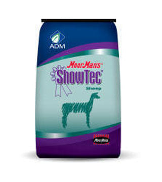 ADM - MoorMan's ShowTec 18 Elite Show Lamb Feed - 50 lb