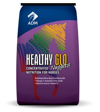 ADM - Healthy Glo Horse Feed- 40 lb.