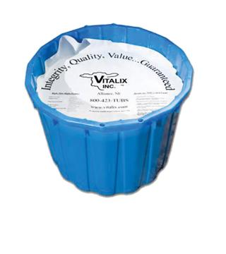 Vitalix - #4 - CU - 22% Natural Tub - 250 lb