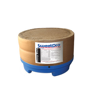 SweetPro - Sheep Block - 125 lb
