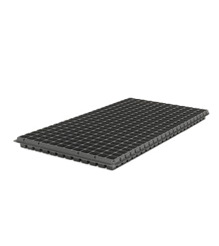 Landmark - P-288SQ Square Plug Tray - 100/Case