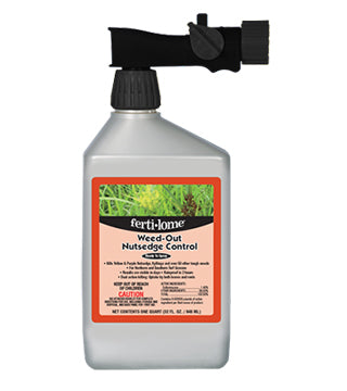 Fertilome - Weed-Out with Nutsedge Control - RTS Hose End Conc. - 32 oz.
