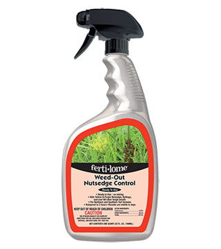 Fertilome - Weed-Out with Nutsedge Control - RTU Trigger - 32 oz.