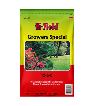 Hi-Yield - Grower's Special -  12-6-6  - 4 lb..