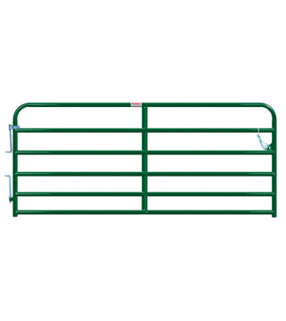 "Behlen - Gate - Bull HD - 20' x 50"" x 2"" - Green"
