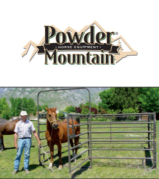 Powder Mountain - Bowgate - 6'- Brown
