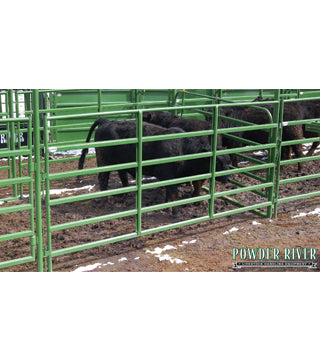 "Powder River - Panel - Super Classic HD - 16'x70"" - Green ####ZZ"