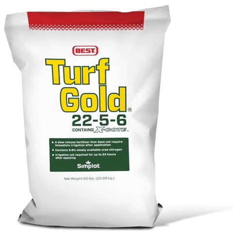 Best - Turf Gold 22-5-6 - 50 lb