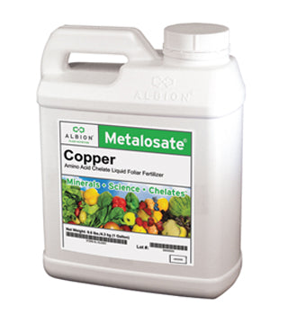 Albion - Metalosate Copper Chelate 4% - gal ####ZZ