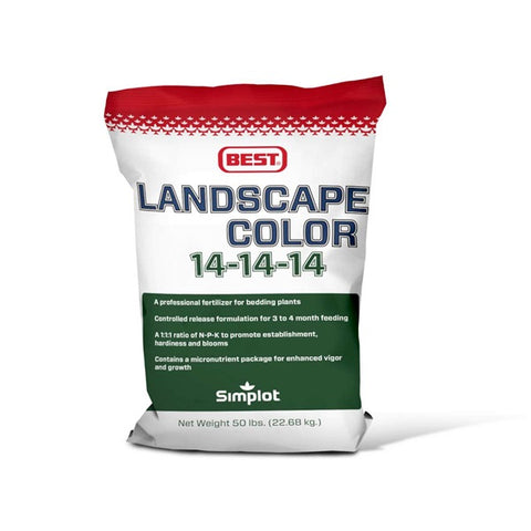 Best - Landscape Color 14-14-14 - 50 lb