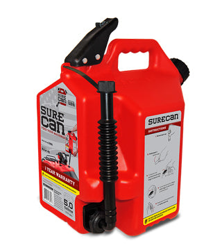 SureCan - 5 Gallon Gasoline Can ####ZZ