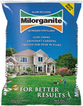 Milorganite - Slow-Release Nitrogen Fertilizer 6-4-0 2.5% Fe- 32 lb (150 SGN)