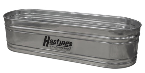 Hastings - Galv. Stock Tank - 2'x2'x6' - 160 gal.