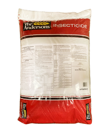 The Andersons - 8%  Granular Insecticide with Carbaryl - 50 lb