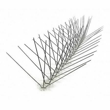 "BIRD-X - EWS Stainless Steel Bird  Spike - 2' x 8"" Wide"