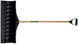 "Union Tools - Poly Snow Pusher - 30"" - Wood or Steel Handle - (#160121 or #193023900 )"