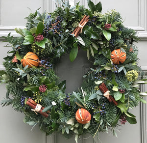 Christmas Wreath Half Day with Hollie, 1st Dec 2021