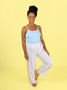 Sew Your Own Jaimie PJ Bottoms with Lucy