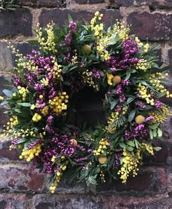 Easter Wreath Half Day with Hollie (March 24th 2021)