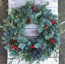 Load image into Gallery viewer, Christmas Wreath Half Day with Hollie, 1st Dec 2021