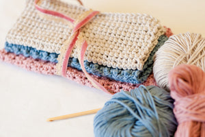 Beginner Crochet Weekend with Tracey, 18th - 19th Sept 2021