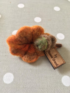 Needle Felting with Hanne, 20th October 2021