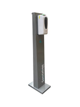 Load image into Gallery viewer, Auto Hand Sanitizer Dispenser Stand Sanitation V3 Auto Hand Sanitiser Dispenser- £120 inc VAT