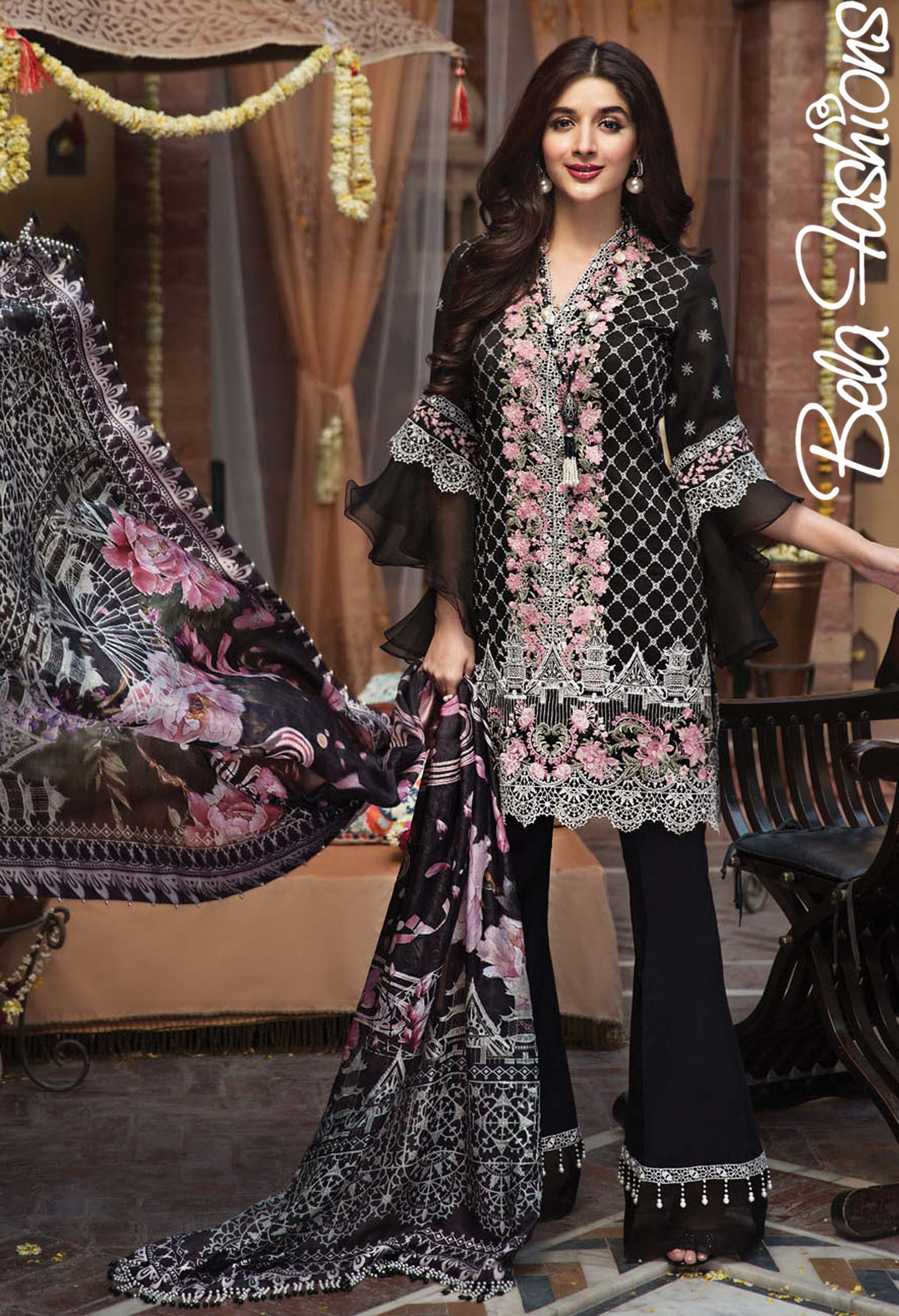 Asian Fancy Suit Ladies Medium Size Women's Clothing worn Once Other Women's Clothing
