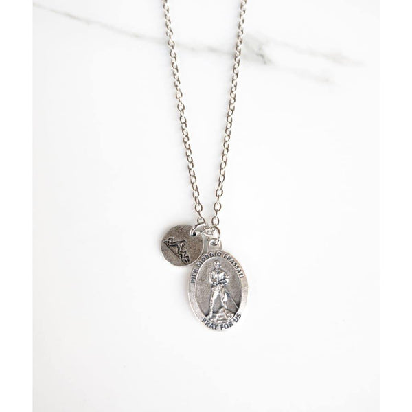 Blessed Pier Giorgio Frassati Necklace - Saint Necklace