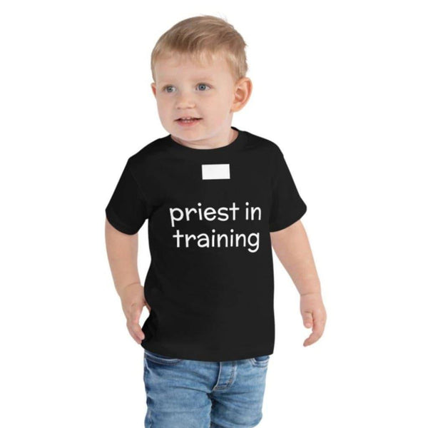 Priest in Training Toddler Tee - 2T - Shirt