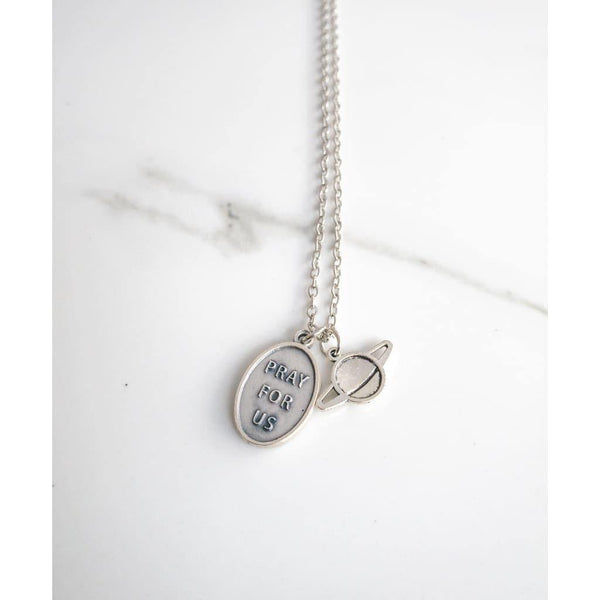 St Dominic Necklace - Saint Necklace