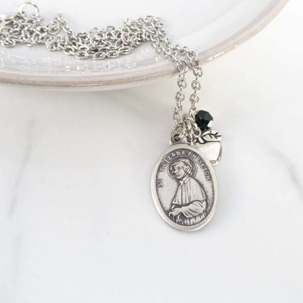 St Elizabeth Ann Seton Necklace - Necklace