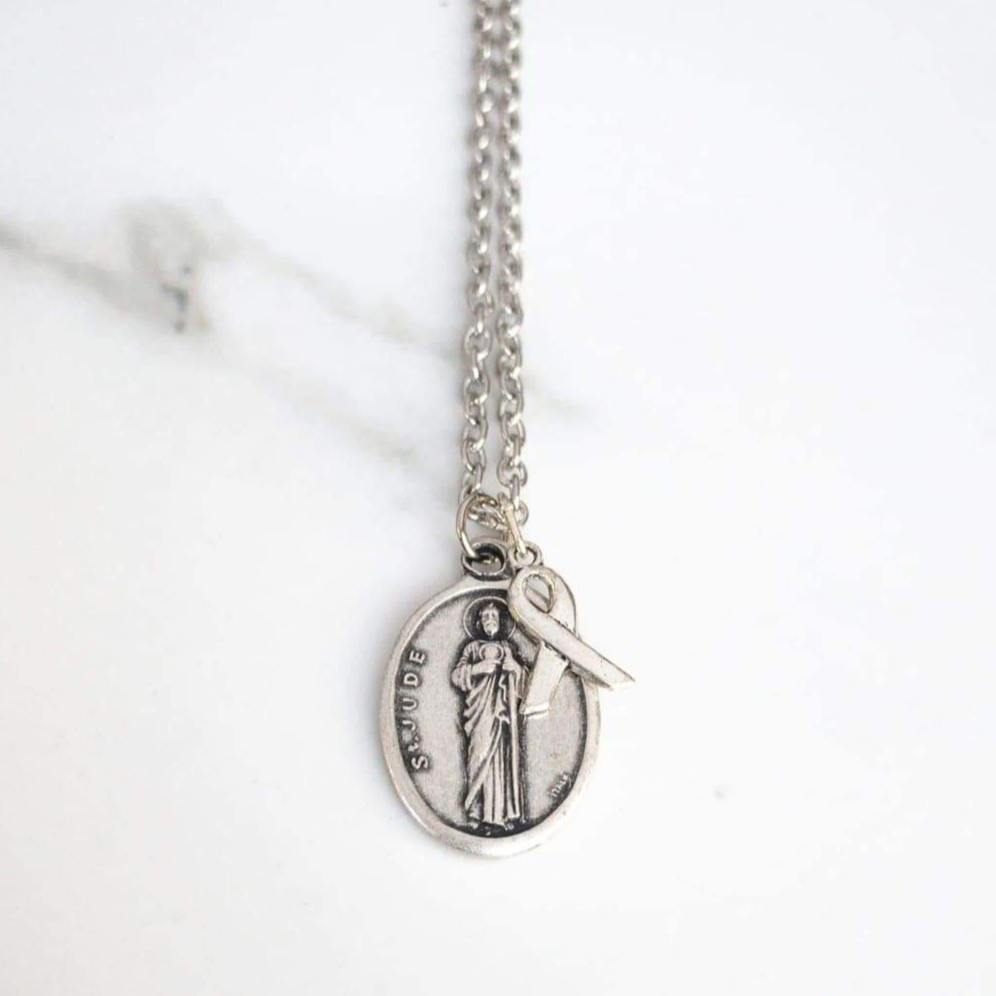 St Jude Necklace - Necklace