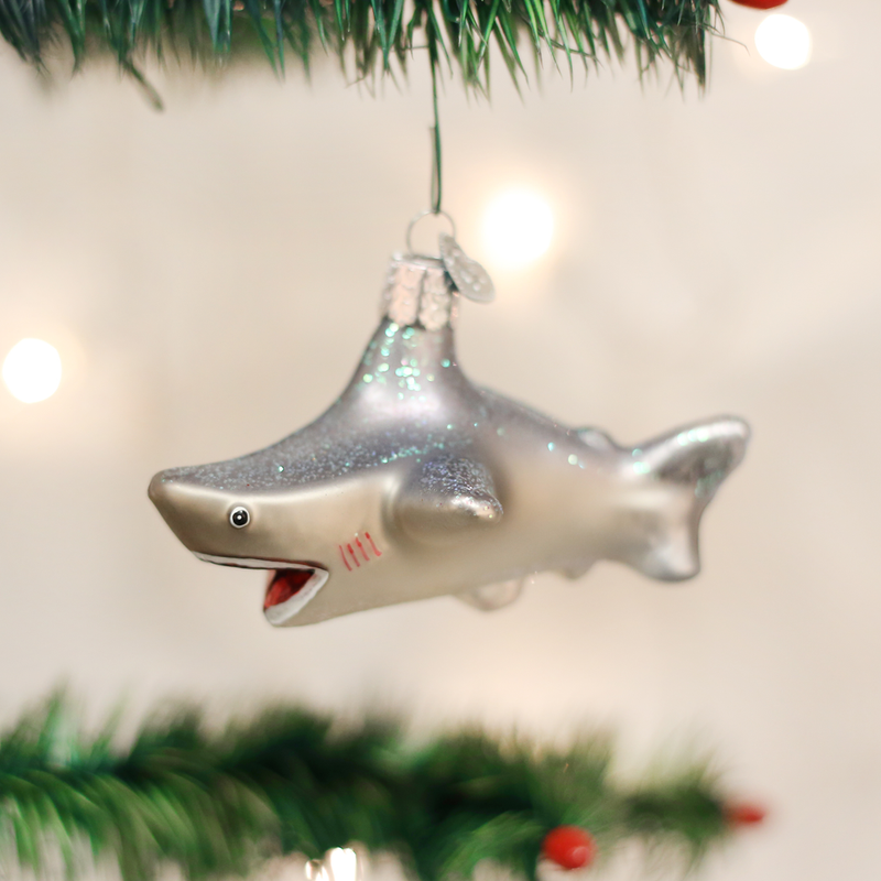 Shark Ornament