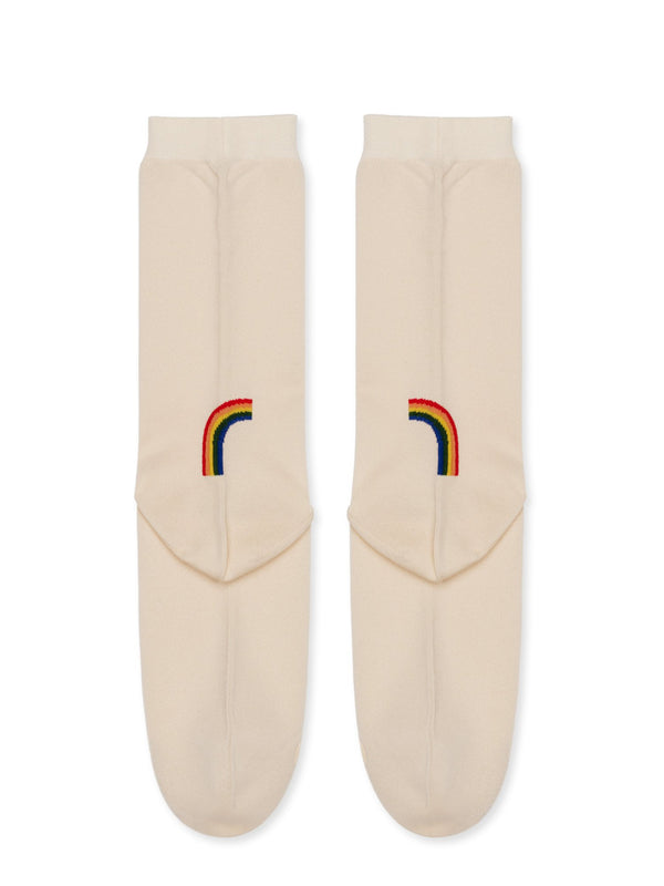 Rainbow Brite Crew Socks